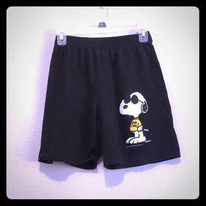Other - Vintage Snoopy Cotton Shorts